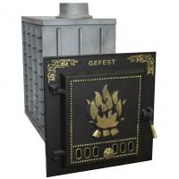 Чугунная Банная Печь «Гефест» ПБ-04