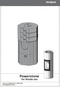Kомплект теплоаккумулирующий для Ronda160
