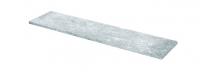 Притопочная панель (Finse),  мрамор Ruivina пескоструйная