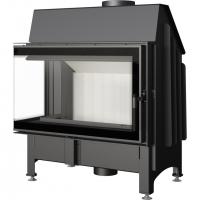Топка Zibi/L/BS/DECO (угловое стекло слева)
