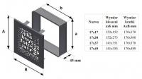 17x30 ABC стальная