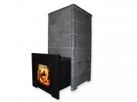 Теплонакопительная печь подового горения «ОНЕГО- 45 Т40» для русской бани