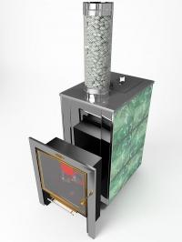 Куткин «Стандарт». Газовая печь Г-1.5 до 18 м3