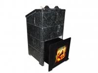 Теплонакопительная печь подового горения «ОНЕГО 25 С20» для русской бани
