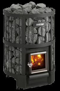 Дровяная печь для бани Харвия Легенд (Harvia Legend) 240