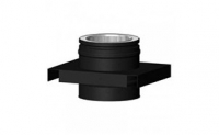 Schiedel Permeter 130/180 Black Промежуточный опорный элемент