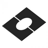 Schiedel Permeter Black декоративная пластина 35°- 45°