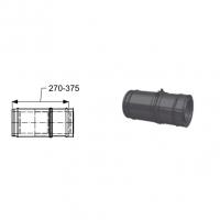 Schiedel Permeter Black Элемент трубы раздвижной 270 - 375 мм