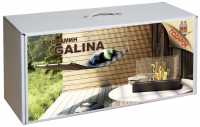 Биокамин GALINA, биотопливо и зажигалка