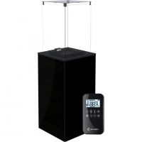Газовый нагреватель PATIO MINI/G31/37MBAR/CZ - черное стекло, с пультом ДУ