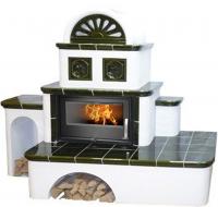 Керамическая печь BELFAST