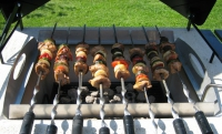 Valugrilli Комплект шампуров для шашлыка