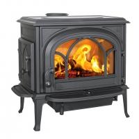 Jotul F500.2 CB BP (Йотул Ф 500, матовый чёрный, система чистое горение)