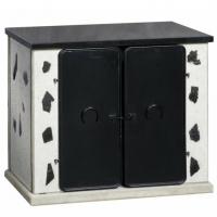 Valugrilli Дворовой шкаф с гранитной крышкой