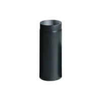 Tarnawa Труба 500 мм D180 мм Black matte 2мм