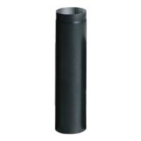 Tarnawa Трубa 1000 мм D150 мм Black matte Толщина стали 2мм