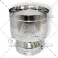 Дефлектор Вулкан DDH 115/215 c изоляцией 50мм