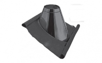 Schiedel Permeter Black Проход через крышу (без манжеты от дождя)