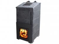 Теплонакопительная печь подового горения «ОНЕГО-45 ТС» для русской бани
