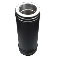 Schiedel Permeter Black Элемент трубы 1000 мм