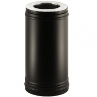 Schiedel Permeter Black Элемент трубы 500 мм 150/25